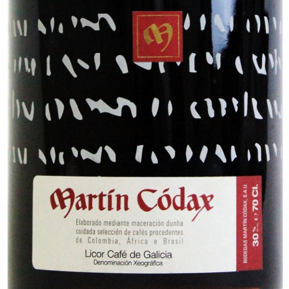 リコール・デ・カフェ (マーティン・コダック) Licor de Cafe de Galicia02