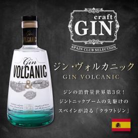 世界が注目‼スペイン産「クラフトジン」ジン・ヴォルカニック Gin VOLCANIC