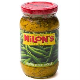 チリーピクルス (Chilli Pickel) 【400g瓶入】