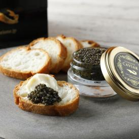 Homemade Caviar