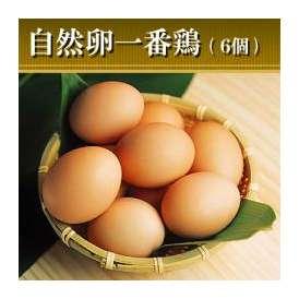 自然卵一番鶏「6個詰」