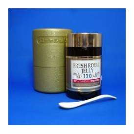 不老長寿の秘薬とも言われ、美容・健康に気を使われている方や、大切な方への贈り物にもオススメです。生ローヤルゼリー 120g×1個