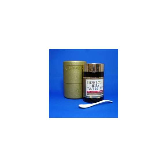 不老長寿の秘薬とも言われ、美容・健康に気を使われている方や、大切な方への贈り物にもオススメです。生ローヤルゼリー 120g×1個01