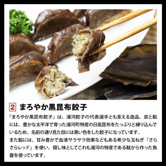 餃子 ぎょうざ ギョウザ まさごの無添加餃子5種類セット 60個(12個入×5種) 無添加うま味調味料使用 北海道 浦河03