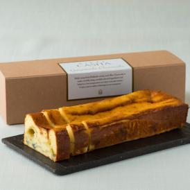 銀座カシータ ゴルゴンゾーラチーズケーキ (GINZA CASITA Gorgonzola Cheesecake)