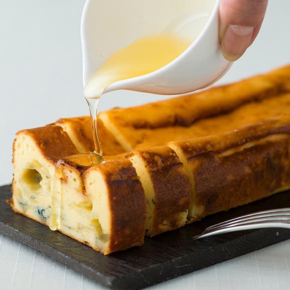銀座カシータ ゴルゴンゾーラチーズケーキ (GINZA CASITA Gorgonzola Cheesecake)03