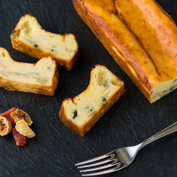 銀座カシータ ゴルゴンゾーラチーズケーキ (GINZA CASITA Gorgonzola Cheesecake)04
