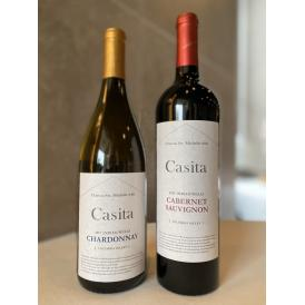 カシータが自社で販売している「カシータワイン」