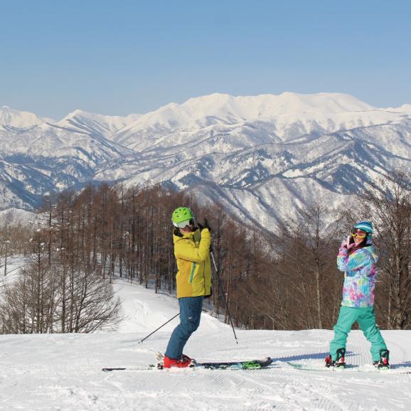 水上高原スキーリゾート 1日券<全日┃シニア・中学生>01