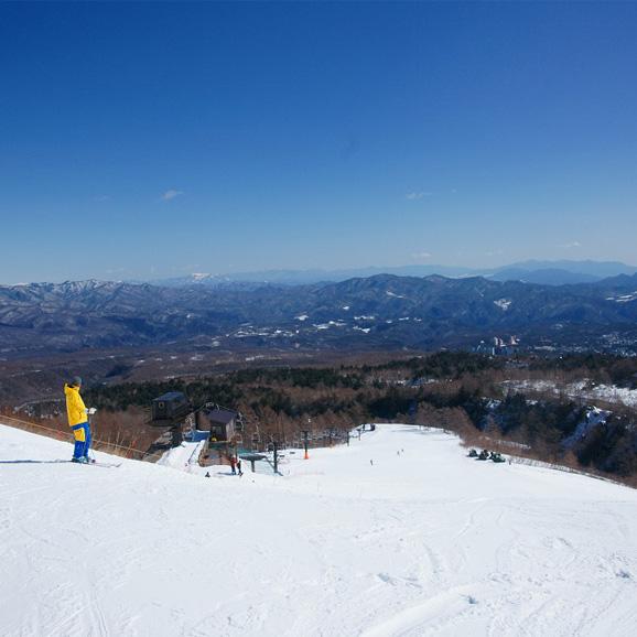 草津温泉スキー場 リフト1日券<全日>01