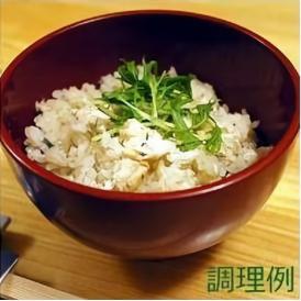 鯛めしの素(1合炊用) 国産鯛ほぐし身・出汁のセット