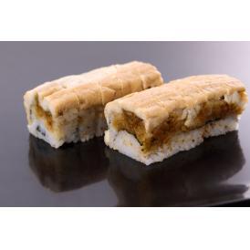 煮穴子の棒寿司