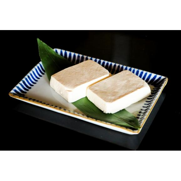 自家製豆腐チーズ02