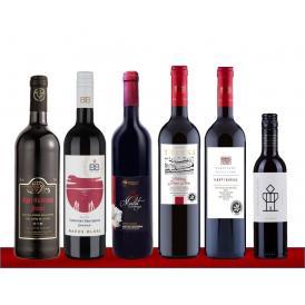 お買い得ハンガリー赤ワイン6本セット