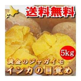 北海道産 インカの目覚め 5kg【送料無料】