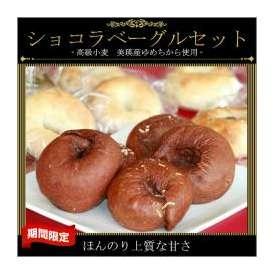 北海道美瑛産 小麦100%使用 ショコラベーグルセット(ショコラ5個・その他10個)