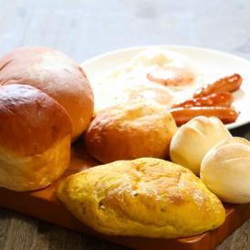 冷凍 パン 高級小麦 北海道美瑛産 ゆめちから使用 ニングルフォーレのパン 22個セット