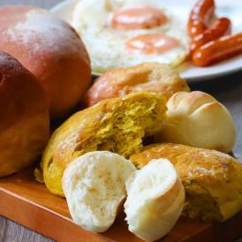 冷凍 パン 高級小麦 北海道美瑛産 ゆめちから使用 ニングルフォーレのパン 33個セット