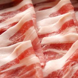 オリーブ豚バラスライス1kg【ブランド肉 豚肉 しゃぶしゃぶ 炒め物 バラ 冷凍 香川県】