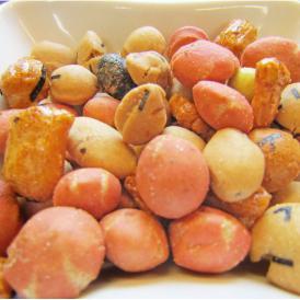【送料無料】 たっぷり10袋 よりどり おかき豆(43g×10袋) おつまみ 豆 よりどりみどり お菓子 ナッツ 小腹 おかき 430g