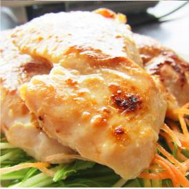 6種から選べる 国産 ヘルシー タレ漬け ミニ チキン ステーキ 鶏むね 高たんぱく 低カロリー ダイエット (12時までの御注文で当日発送、土日祝を除く)
