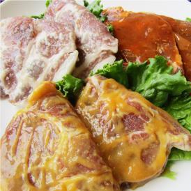 選べる 3種の味 トンテキ 2枚セット お試し 豚 ステーキ 肉 塩麹 西京漬け 味噌 豚丼 丼物 お試しセット 焼肉セット バーベキュー (父の日 食べ物 肉) 花見 惣菜 冷凍 行楽 BBQ
