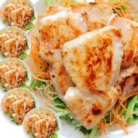 6味 ミックス セット 国産 ヘルシー タレ ミニ チキン ステーキ 鶏むね 高たんぱく 低カロリー ダイエット (12時までの御注文で当日発送、土日祝を除く)