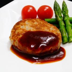 【送料無料】【国産鶏肉使用!】やわらか鶏肉ハンバーグ!60gx20個 1.2kg!!鳥肉/とり/トリ/ハンバーグ/惣菜/お弁当