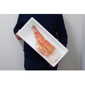 訳あり 大きなタラバ蟹 5Lサイズ 一肩1kg [NET800g] シュリンクパック 専用発砲箱入 たらば蟹 タラバガニ お歳暮 60代 70代 2018 ギフト 食品