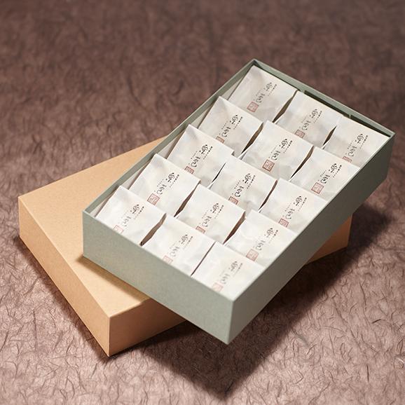 創作栗きんとん 栗苞(くりづつみ)-15個入-04