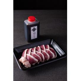 【送料無料】河内鴨のすき焼きセット  約2〜3人前 ※必ず配達ご希望日時をご指定ください
