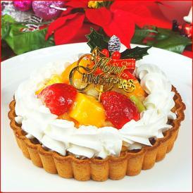 クリスマスケーキ 2020 予約 送料無料 クリスマス リースタルト 5号 ギフト プレゼント スイーツ 早期割引 早割