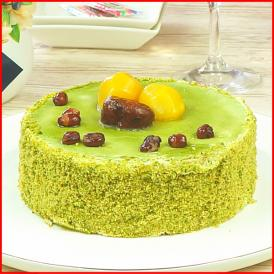 スイーツ 送料無料 誕生日ケーキ ギフト 抹茶ケーキ 5号 誕生日プレート ろうそく 付き