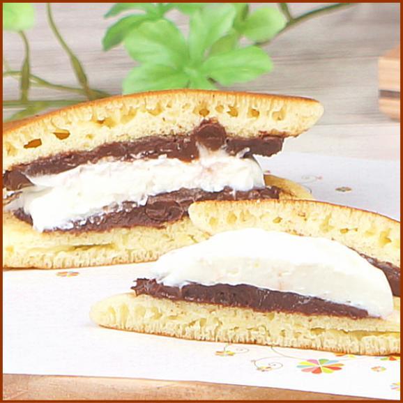 どら焼き ギフト 冷蔵 お取り寄せ 送料無料 チョコレート 生どら焼き 5個入り04