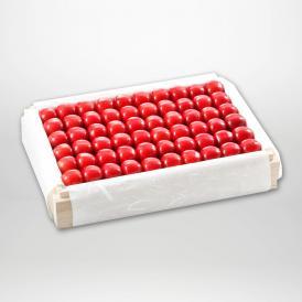 大将錦の特選桐箱詰2~3Lサイズ約1,100gです。