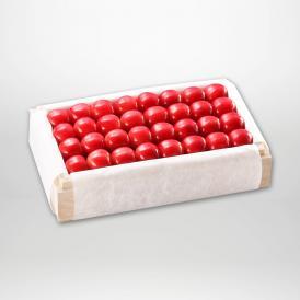 ダイアナブライトの特選桐箱詰2~3Lサイズ約700gです。