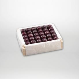 サミットの特選桐箱詰2~3Lサイズ約500gです。