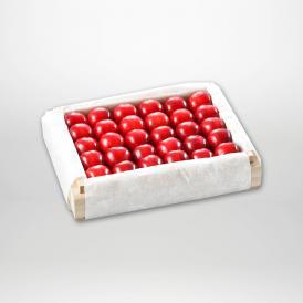 紅姫の特選桐箱詰2~3Lサイズ約300gです。