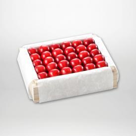 紅姫の特選桐箱詰2~3Lサイズ約500gです。