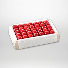 紅姫の特選桐箱詰2~3Lサイズ約700gです。