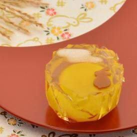 【限定100セット】上生菓子「月うさぎ」8個入(4個×2段 化粧箱)