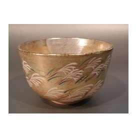 茶碗 金砂子 武蔵野