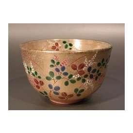 茶碗 金砂子 萩