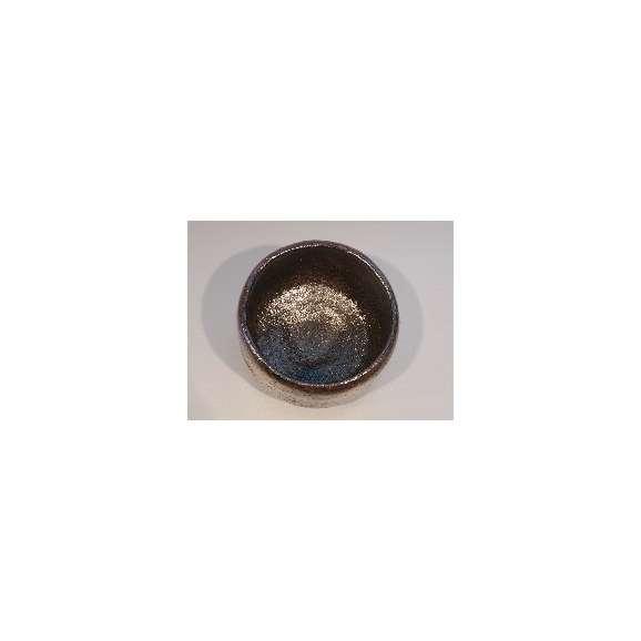 黒楽茶碗 楽長次郎「草庵(そうあん)」写 W8-103