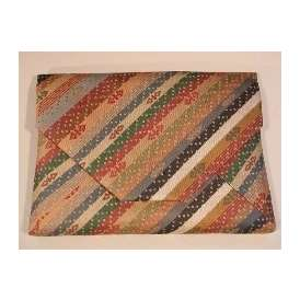 数寄屋袋(すきや袋) 天平段文錦 龍村美術織物裂地