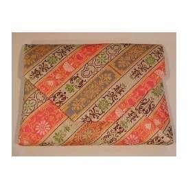 数寄屋袋(すきや袋) ロワール飾花文 龍村美術織物裂地