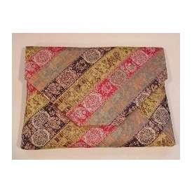 数寄屋袋(すきや袋) 紅牙瑞錦 龍村美術織物裂地