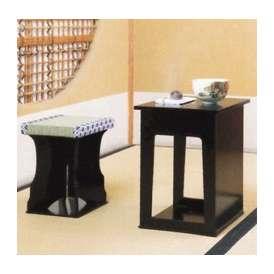 茶道具 茶事 座椅子 二点セット:正座の苦手な方、椅子でお茶をどうぞ!