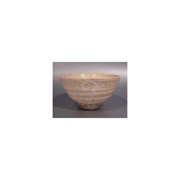 茶道具 抹茶茶碗 萩焼 枇杷(びわ)釉 井戸形 M5-1、渋谷泥詩作01