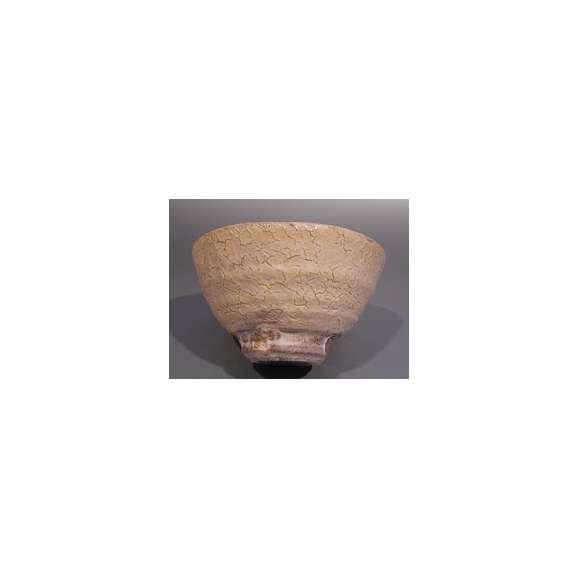 茶道具 抹茶茶碗 萩焼 枇杷(びわ)釉 井戸形 M5-1、渋谷泥詩作02